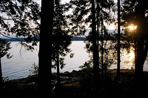 Sunrise- Chemainus BC